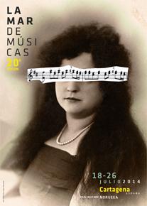 Cartel La Mar de Musicas