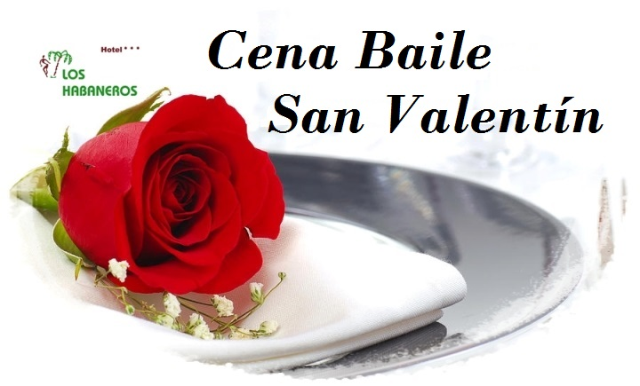 Cena Baile San Valentín